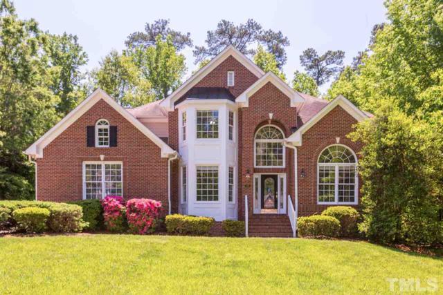 106 Hogan Woods Circle, Chapel Hill, NC 27516 (#2190940) :: Allen Tate Realtors