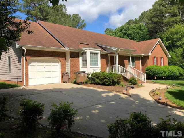 734 Pineview Drive, Wake Forest, NC 27587 (#2190951) :: Marti Hampton Team - Re/Max One Realty