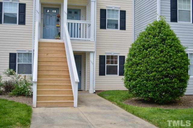 131 Kingsbury Drive #131, Chapel Hill, NC 27514 (#2191007) :: RE/MAX Real Estate Service