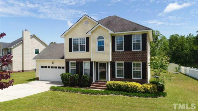 95 Blair Drive, Angier, NC 27501 (#2191034) :: The Abshure Realty Group