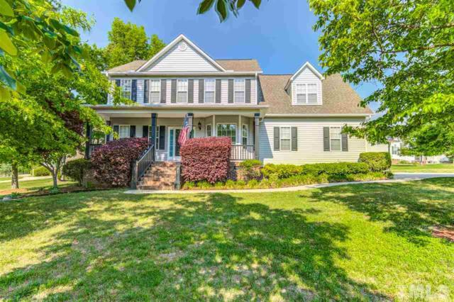 27 Elvis Drive, Garner, NC 27529 (#2191063) :: The Perry Group
