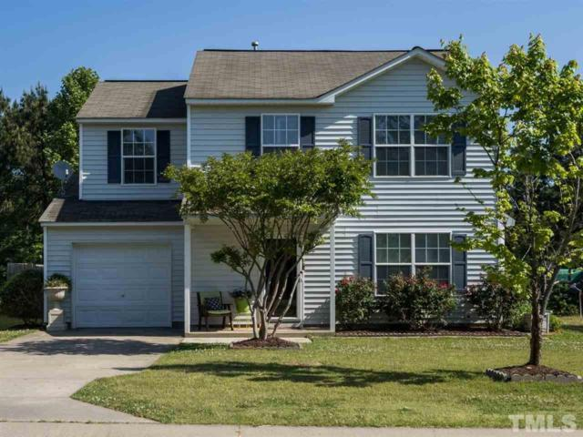 206 Providence Hall Drive, Sanford, NC 27330 (#2191067) :: The Jim Allen Group