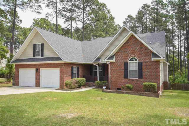 125 Coachman Way, Sanford, NC 27332 (#2191135) :: M&J Realty Group