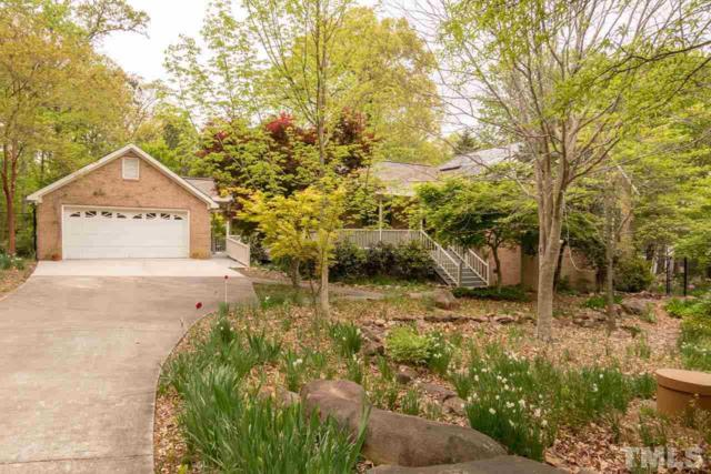 105 Eagle Rock Court, Chapel Hill, NC 27516 (#2191154) :: The Perry Group