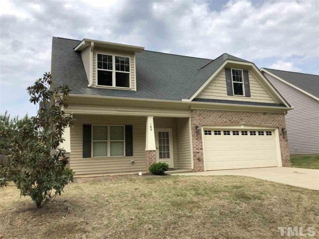 183 Summerwind Plantation Drive, Garner, NC 27529 (#2191229) :: The Perry Group