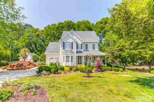 196 Northbend Drive, Youngsville, NC 27596 (#2191231) :: Raleigh Cary Realty