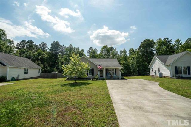 131 Carriage Hill Drive, Stem, NC 27581 (#2191281) :: The Perry Group