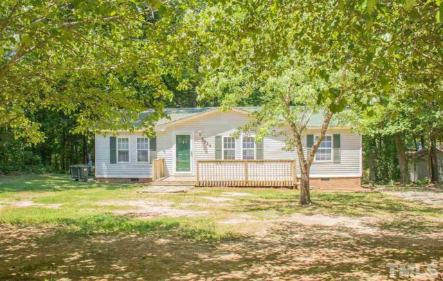 5524 Hester Drive, Raleigh, NC 27606 (#2191288) :: The Abshure Realty Group