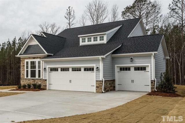 8233 Pritchett Farm Lane, Raleigh, NC 27606 (#2191335) :: The Abshure Realty Group