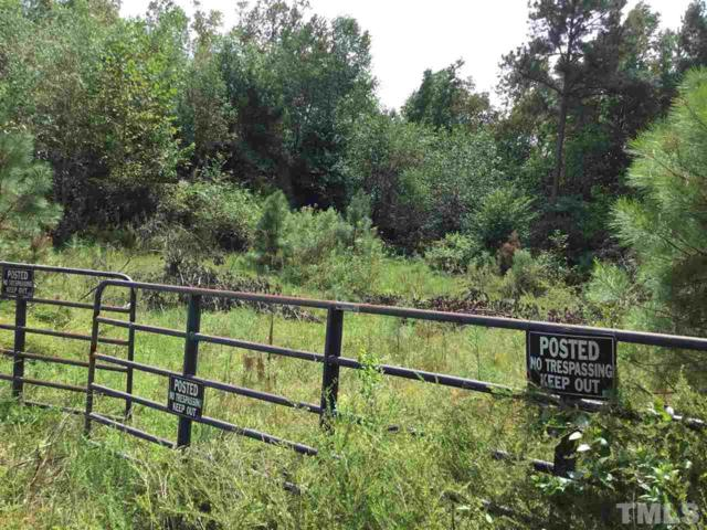 Lot 8 Whites Lane, Wendell, NC 27591 (#2191342) :: Raleigh Cary Realty