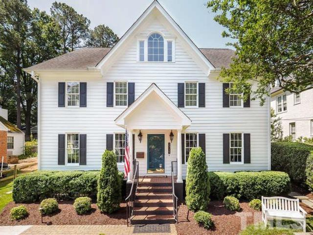 2719 Cooleemee Drive, Raleigh, NC 27608 (#2191397) :: RE/MAX Real Estate Service
