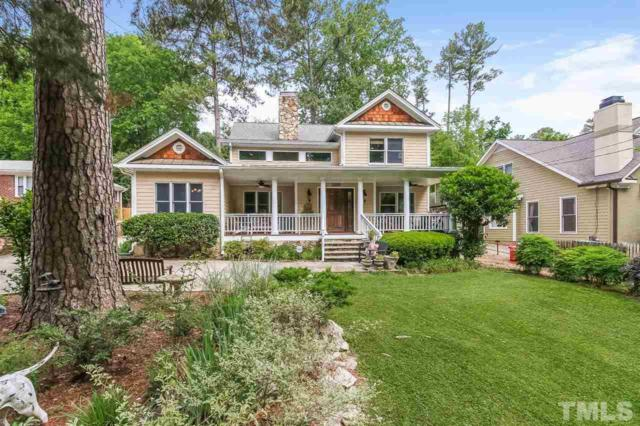 2609 Royster Street, Raleigh, NC 27608 (#2191428) :: The Perry Group