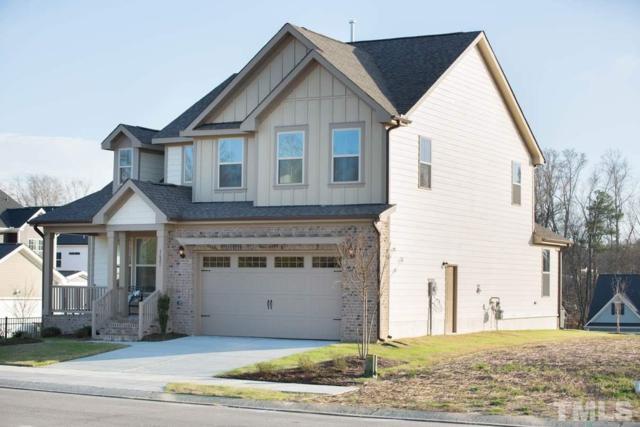 412 Lilac Ridge Court Lot 311, Zebulon, NC 27597 (#2191494) :: The Perry Group