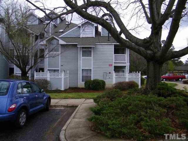 3810-107 Grey Harbor Drive #107, Raleigh, NC 27616 (#2191537) :: Allen Tate Realtors