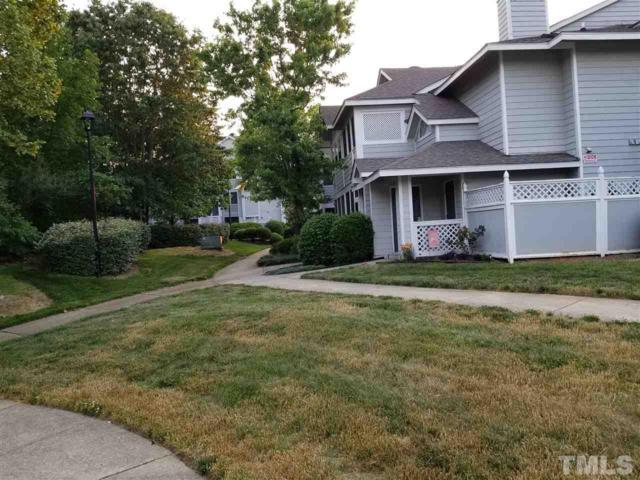 4911-106 Hollenden Drive #106, Raleigh, NC 27616 (#2191551) :: The Jim Allen Group