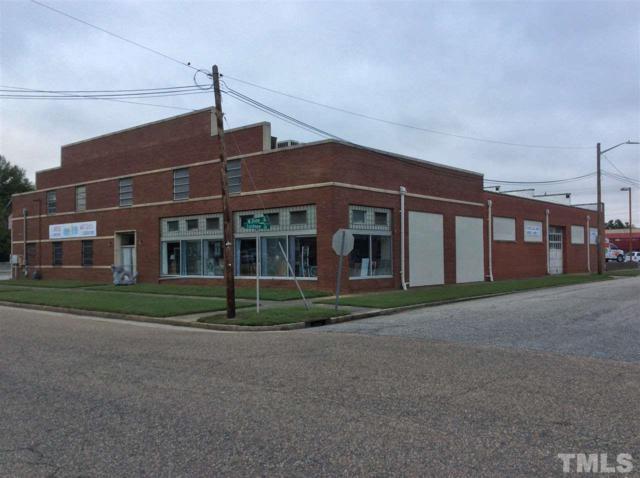 211 S Fayetteville Avenue, Dunn, NC 28334 (#2191606) :: Allen Tate Realtors