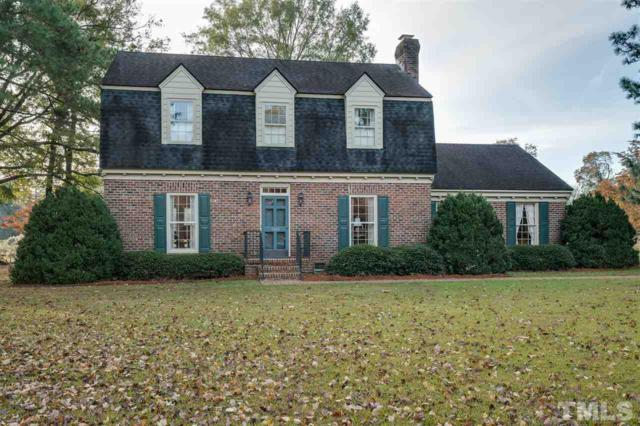 1303 Chauncey Drive, Tarboro, NC 27886 (#2191659) :: The Perry Group