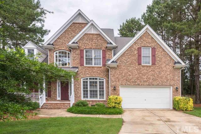 6404 Canning Place, Wake Forest, NC 27587 (#2191725) :: The Perry Group