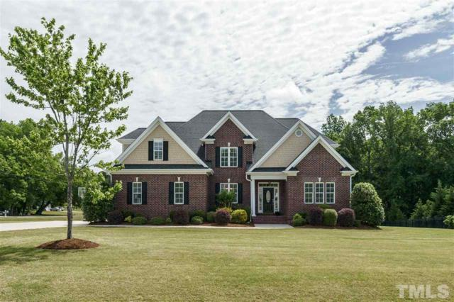 10605 Sunny Point Drive, Zebulon, NC 27597 (#2191814) :: The Perry Group