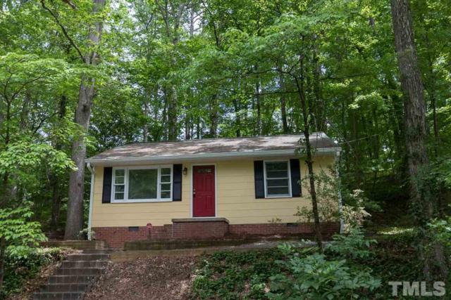 1110 Valley Park Drive, Chapel Hill, NC 27514 (#2191826) :: The Perry Group