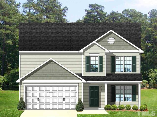 150 Fawnbrook Drive, Four Oaks, NC 27524 (#2191860) :: The Abshure Realty Group
