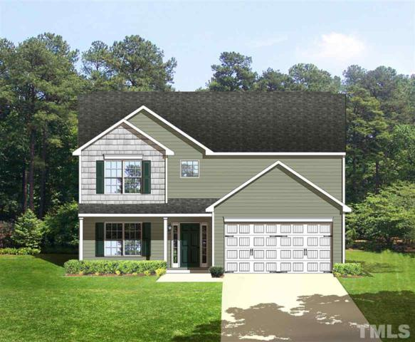 170 Fawnbrook Drive, Four Oaks, NC 27524 (#2191863) :: The Abshure Realty Group