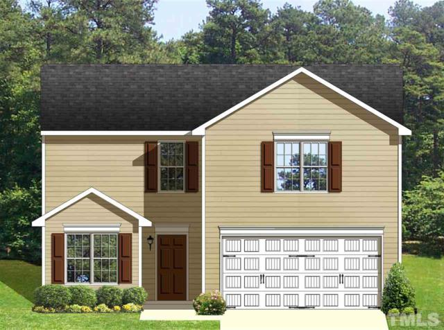 210 Fawnbrook Drive, Four Oaks, NC 27524 (#2191873) :: The Abshure Realty Group