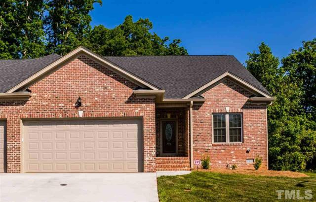 922 Arrowhead Lane, Mebane, NC 27302 (#2191910) :: The Jim Allen Group