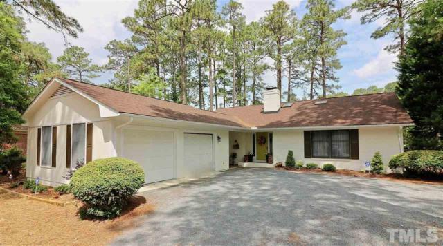 75 Lake Hills Road, Pinehurst, NC 28374 (#2191917) :: RE/MAX Real Estate Service