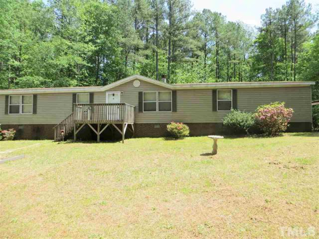 100 Wood Road, Pittsboro, NC 27312 (#2191945) :: The Jim Allen Group