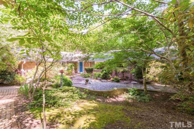 903 Kings Mill Road, Chapel Hill, NC 27517 (#2191983) :: The Perry Group