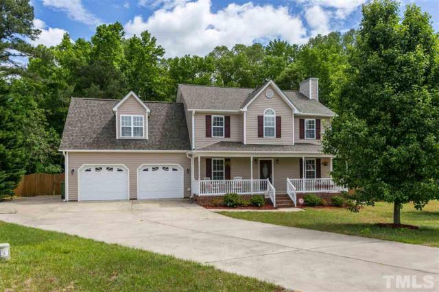 943 Blue Garden Lane, Willow Spring(s), NC 27592 (#2192041) :: Rachel Kendall Team, LLC