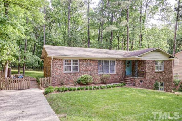 1701 Fountain Ridge Road, Chapel Hill, NC 27517 (#2192058) :: The Perry Group