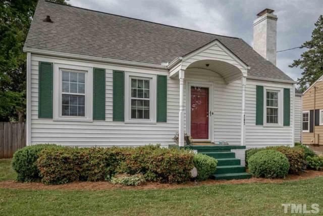 707 E Whitaker Mill Road, Raleigh, NC 27608 (#2192073) :: M&J Realty Group