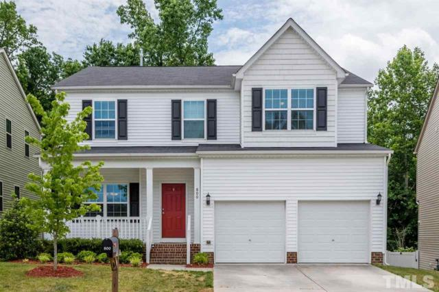 800 Crosstie Street, Knightdale, NC 27545 (#2192078) :: Raleigh Cary Realty