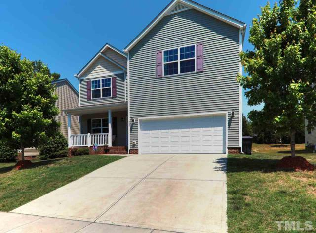 909 Ballast Drive, Knightdale, NC 27545 (#2192080) :: Raleigh Cary Realty