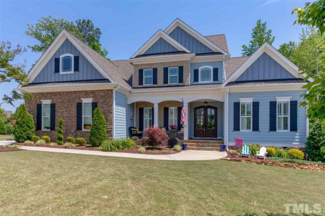 811 Cambridge Hall Loop, Apex, NC 27539 (#2192083) :: The Abshure Realty Group