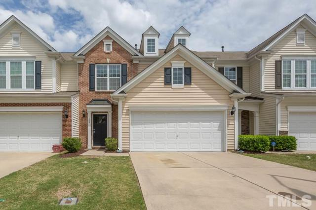1509 Corwith Drive, Morrisville, NC 27560 (#2192105) :: The Abshure Realty Group