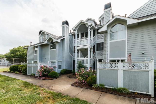 4900 Avenida Del Sol Drive #208, Raleigh, NC 27616 (#2192168) :: Allen Tate Realtors