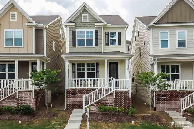 513 Evening Star Drive, Apex, NC 27502 (#2192176) :: The Abshure Realty Group
