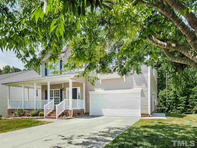 1317 Marbank Street, Wake Forest, NC 27587 (#2192191) :: The Perry Group