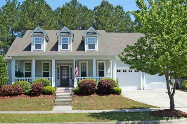 205 Oxford Park Boulevard, Oxford, NC 27565 (#2192274) :: The Jim Allen Group