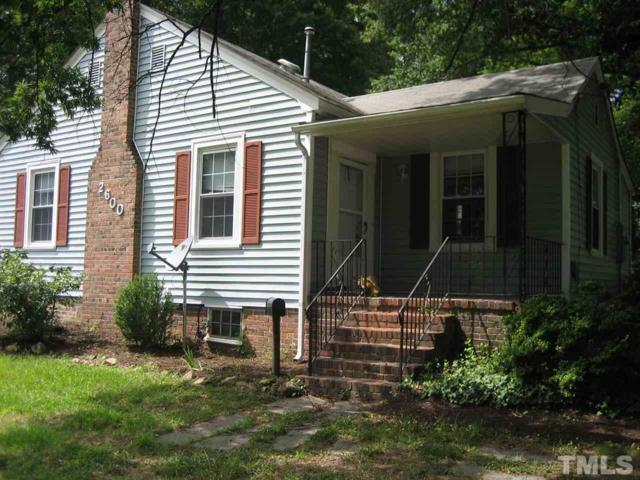 2600 Englewood Avenue, Durham, NC 27705 (#2192275) :: Allen Tate Realtors