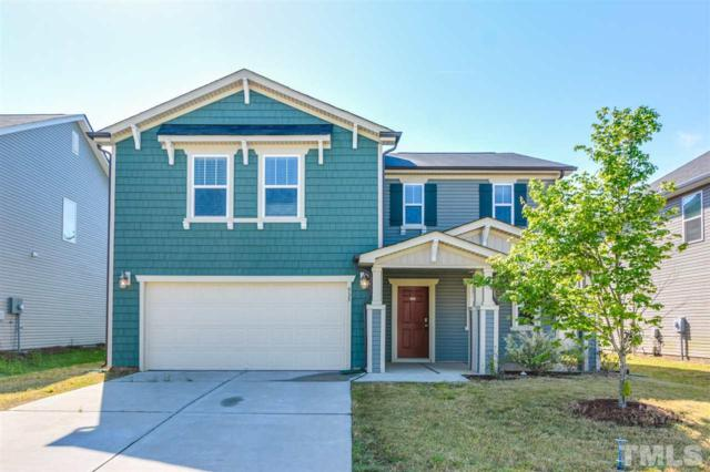 933 Avondale Drive, Clayton, NC 27520 (#2192300) :: The Abshure Realty Group