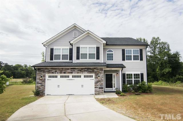 1512 Avensong Court, Fuquay Varina, NC 27526 (#2192362) :: The Perry Group