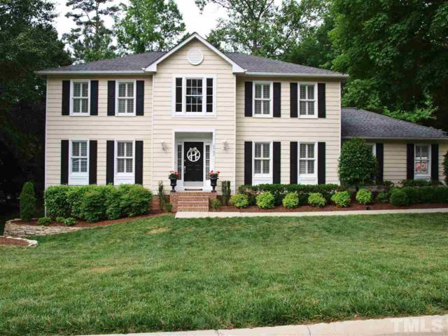 5701 Crooked Stick Trail, Raleigh, NC 27612 (#2192431) :: The Jim Allen Group
