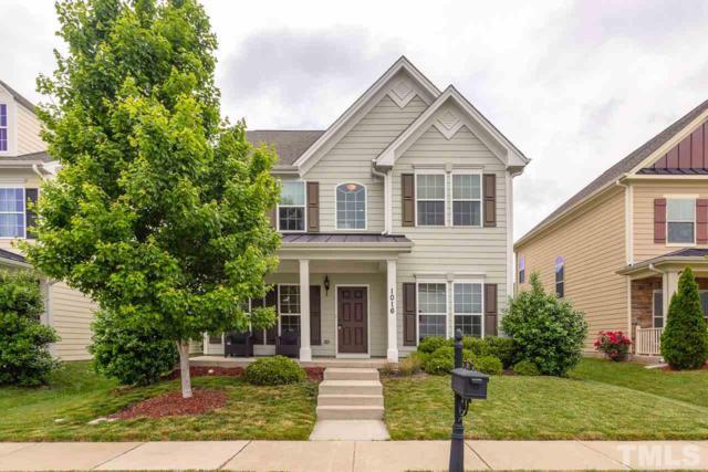 1016 Crinoline Lane, Morrisville, NC 27560 (#2192525) :: Raleigh Cary Realty