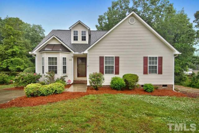 1015 Drew Drive, Garner, NC 27529 (#2192538) :: Raleigh Cary Realty