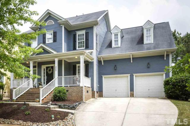 225 Brookberry Road, Holly Springs, NC 27540 (#2192556) :: The Abshure Realty Group