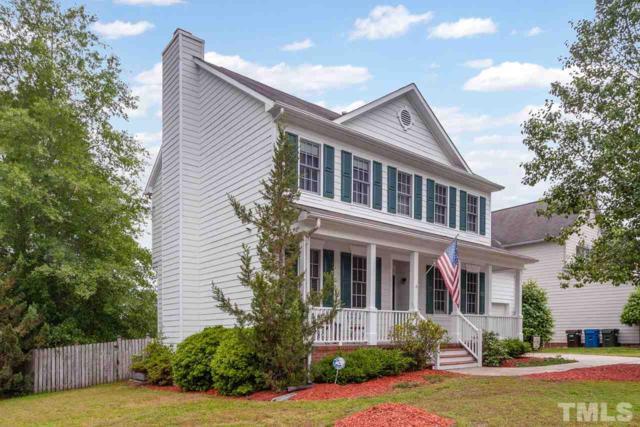 408 Chancellors Ridge Drive, Durham, NC 27713 (#2192606) :: RE/MAX Real Estate Service